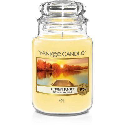 Giara Yankee Candle Autumn Sunset grande