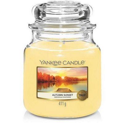 Giara Yankee Candle Autumn Sunset media