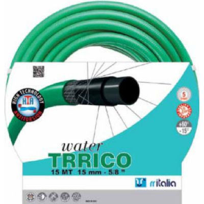 Tubo irrigazione Water trrico verde 5/8 15 metri