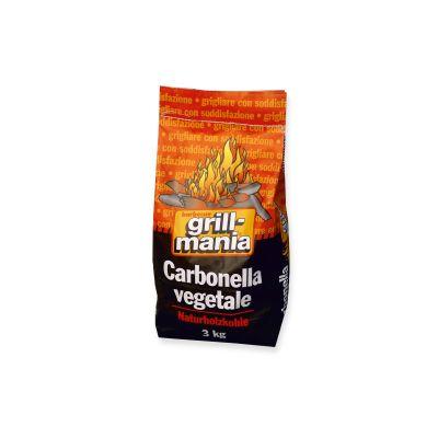 Carbonella vegetale 3 kg