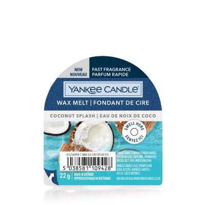 Wax melt coconut
