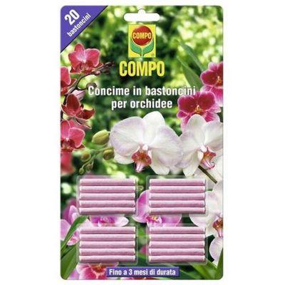 Bastoncini Orchidee concime Compo