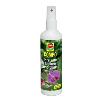 Compo idratante fogliare per orchidee ml 250
