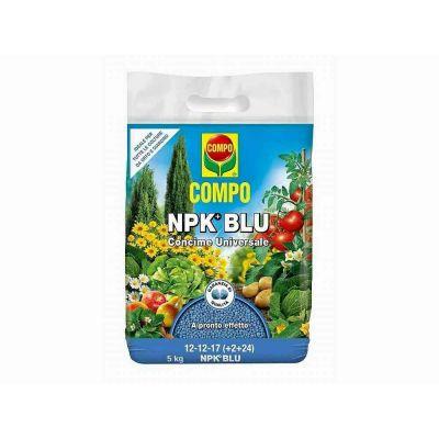 NPK+ Blu Concime Universale 5kg