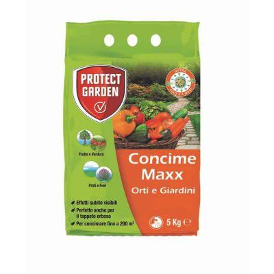 Concime universale orti e giardini Bayer Maxx Kg 5