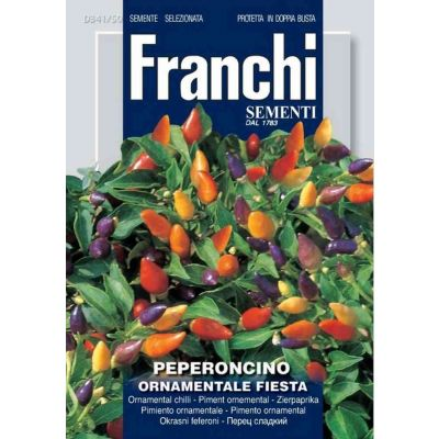 Peperoncino ornamentale db semi