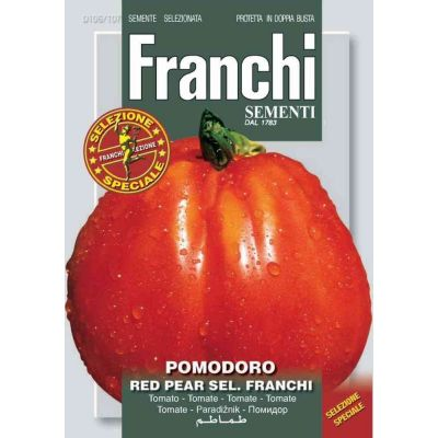 Pomodoro red pear s.f.