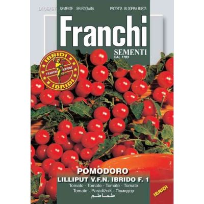 Pomodoro lilliput f1