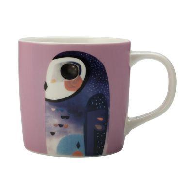 Mug Owl Pete Cromer