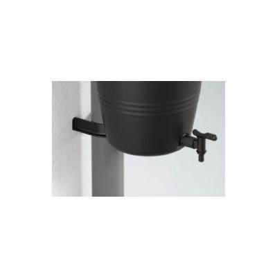 Green Basic Rain Catcher 35L Living Black vaso