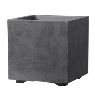 Cubo Millennium 25x25 cm antracite