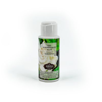 Gel igienizzante mani Gardenia 50 ml