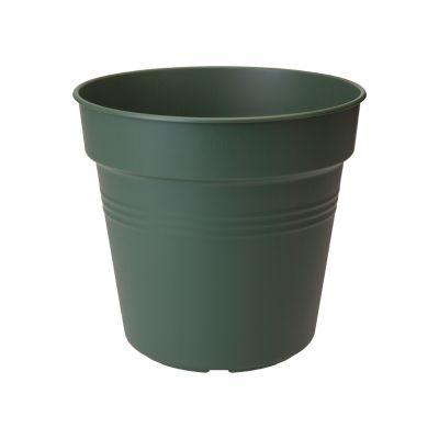 Green Basic Growpot 35 Leaf Green vaso