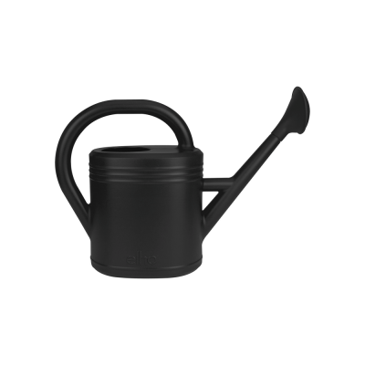 Green Basic Watering Can 10L Living Black