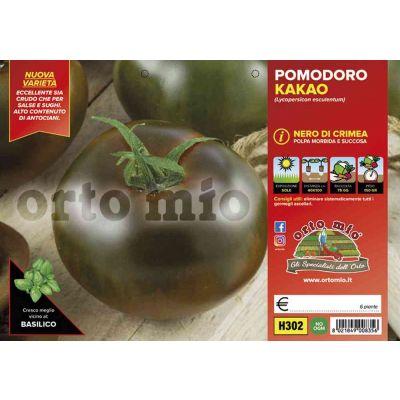 Pomodoro Nero Di Crimea Kakao H302