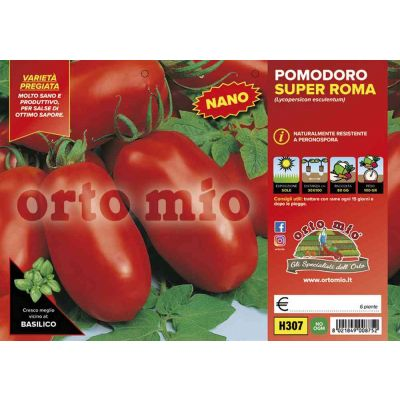 Pomodoro Nano Super Roma H307