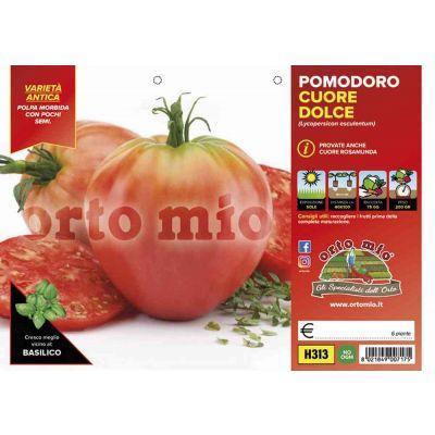 Pomodoro Cuore Classico H313