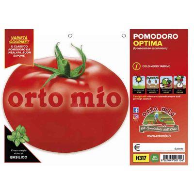 Pomodoro Tondo Mensa Optima H317