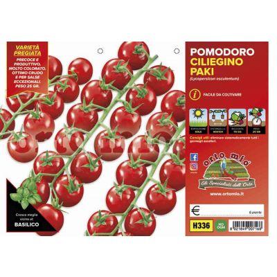 Pomodoro Ciliegino Paki H336