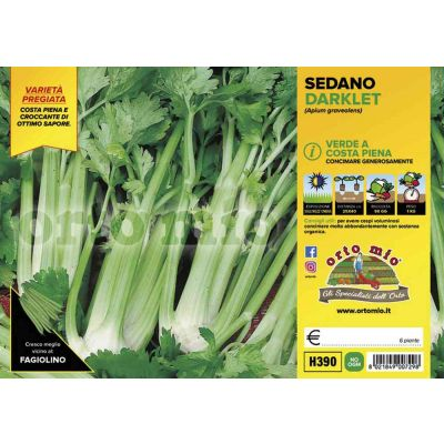 Sedano Verde Darklet H390