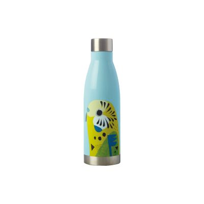 Bottiglia termica Budgerigar 500 ml di Pete Cromer