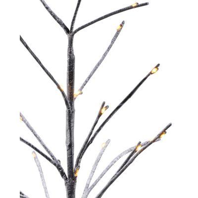 Albero Kira con neve cm.35 Sirius