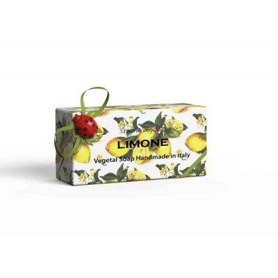 Sapone vegetale limone gr. 200