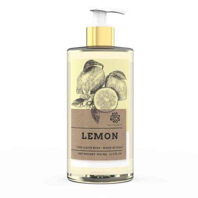 Sapone liquido botanic limone ml.500