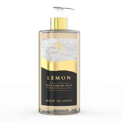Sapone liquido marble limone ml.500