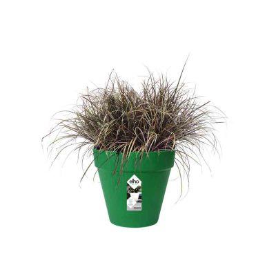 Vaso Loft urban round lush green 25 cm