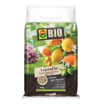 Compo Bio Lupin d'or concime 3 KG