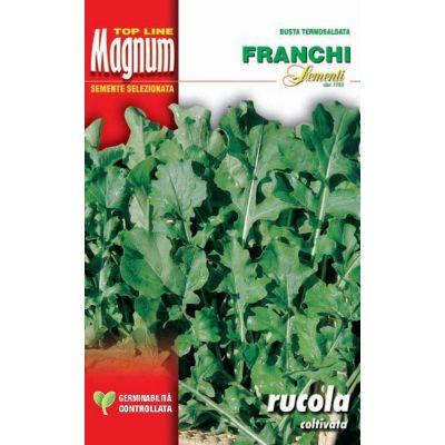 Rucola coltivata f.larga busta Magnum