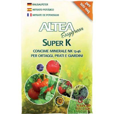 Nitrato di potassio altea super k 1kg