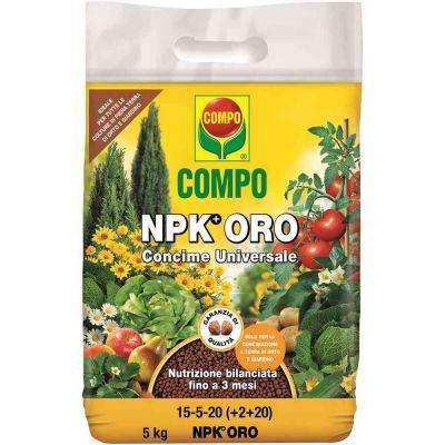 NPK+ Oro Concime Universale 5kg