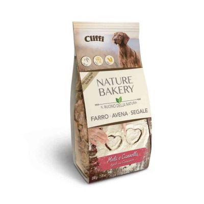 Nature bakery mela&cannella 200 gr.