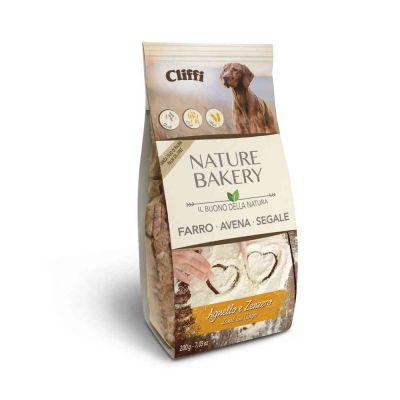 Nature bakery agnello&zenzero 200 gr.