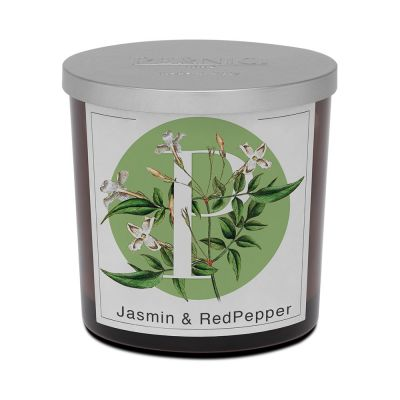 Cand. jasmin & red pepper