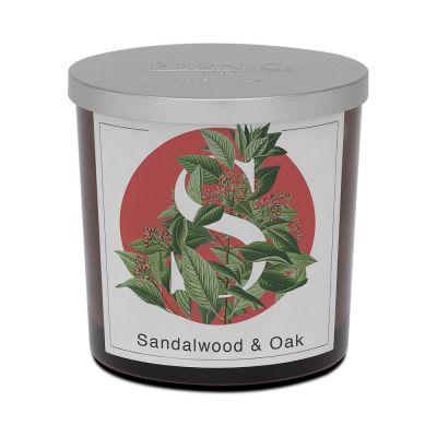 Cand. sandalwood & oak