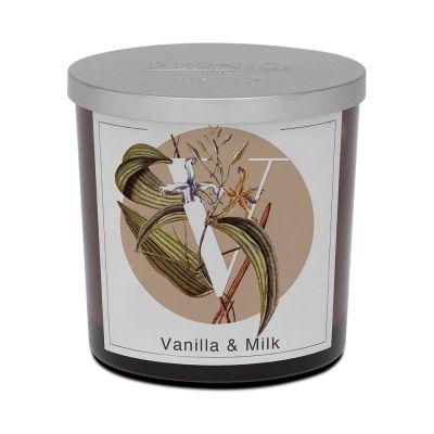 Cand. vanilla & milk