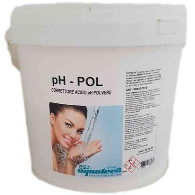 Ph+ polvere per piscina 5 kg
