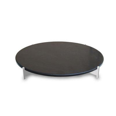 Pietra per barbecue Lotus Grill XL con sostegno in acciaio
