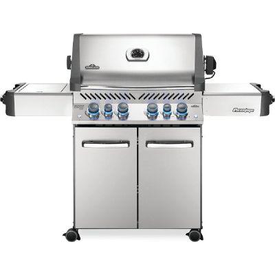 Prestige P500 RSIBPSS-3-R-RC Barbecue a gas