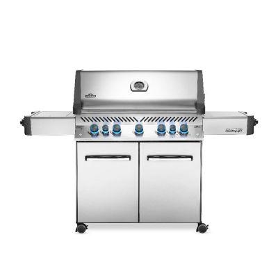 Prestige P665RSIBPSS-RC Barbecue a gas