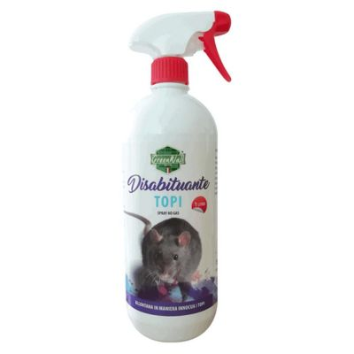Disabituante per topi spray 1 litro