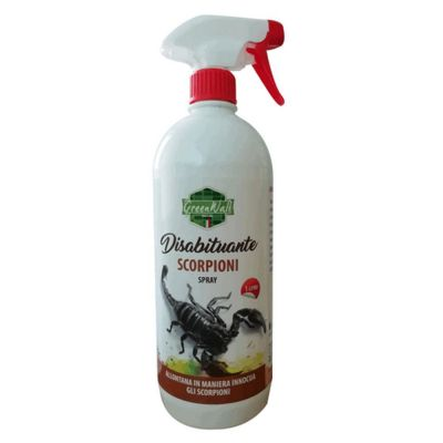 Disabituante Scorpioni Spray 1 litro