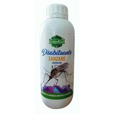 Disabituante Zanzare Granulare 1 litro