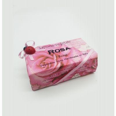 Sapone vegetale rose