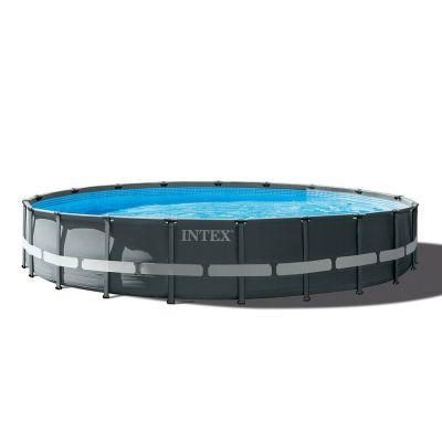 Piscina fuori terra rotonda Intex 26334 610x122 Ultra Xtr Frame