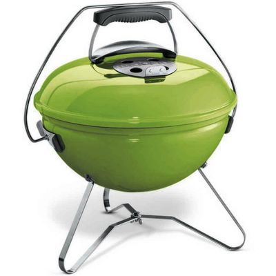 Barbecue a carbone Smokey Joe® Premium 37 cm Spring Green