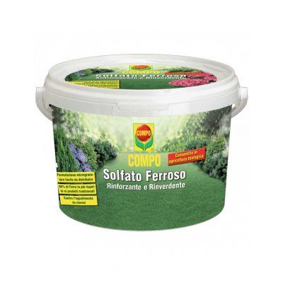 Solfato ferroso 5 kg